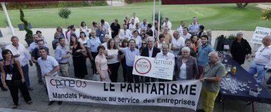 120 participants à notre nouveau concept – BUSINESS TRÉTEAUX