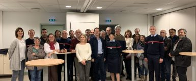 Visite du SDIS de l'Allier – Mieux se connaître pour plus s'apporter…